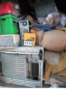伊勢崎市の便利屋、不用品お片付け作業です。