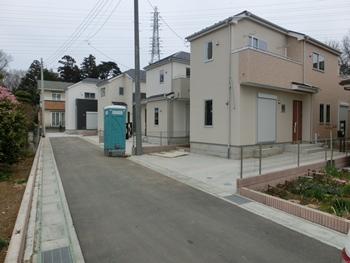上尾市日の出 水上公園そば 新築戸建 2,490万円~