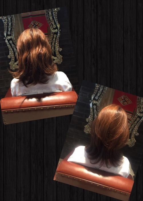 クセ毛やボリューム感、髪のコンプレックス解消カット!