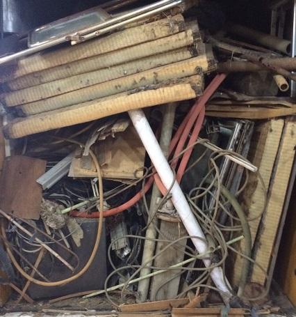 羽生市の不用品回収、便利屋、おかたづけ作業です。