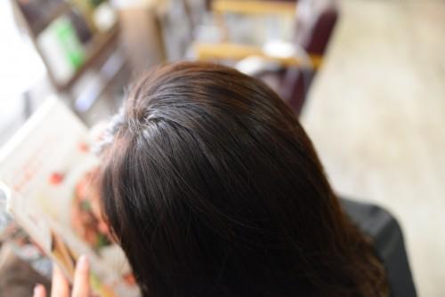 ブリーチサプリメント×白髪染めのコラボ検証