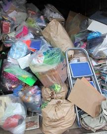 鴻巣市の安い便利屋、不用品お片付け、ゴミ処分。