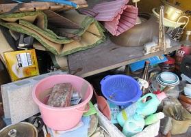 東松山市おかたづけ、家財処分、大量ごみ不用品回収。