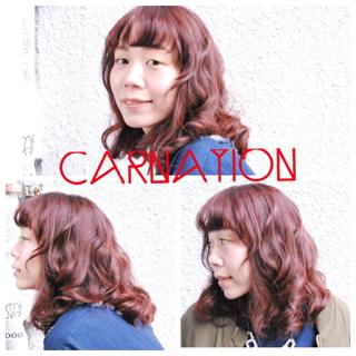 春のオススメカラー☆carnation