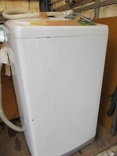 埼玉県は深谷市の格安便利屋、洗濯機の回収。