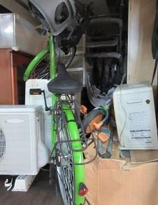 東松山市のアパートおかたづけ、引越しごみ処分。