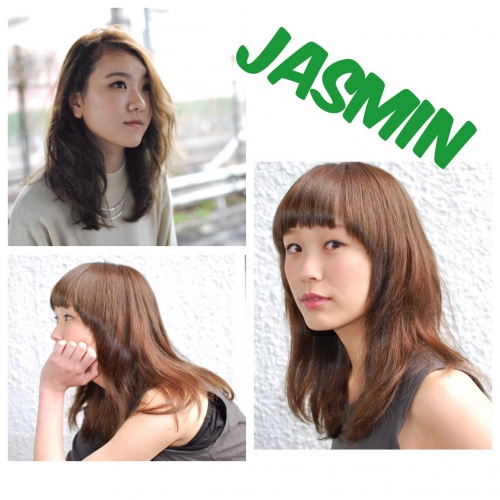✴︎flower color✴︎ jasmin