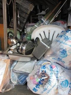 鴻巣市の便利屋、お片付け、不用品回収です。
