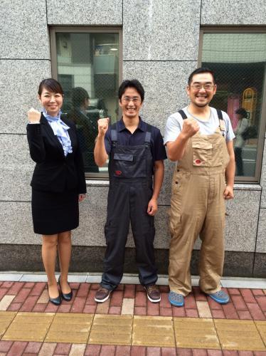 都筑区茅ヶ崎にてお引越しサポートを行いました!