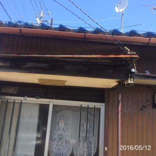 リフォーム名古屋エイコウホーム軒天修理