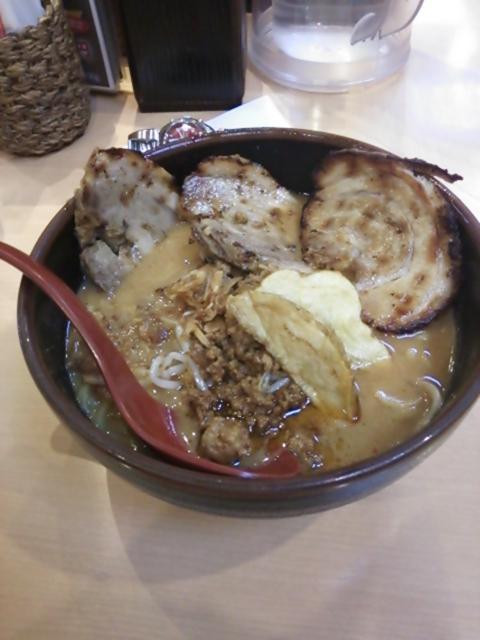 蔵出し味噌 麺場 田所商店(^^)