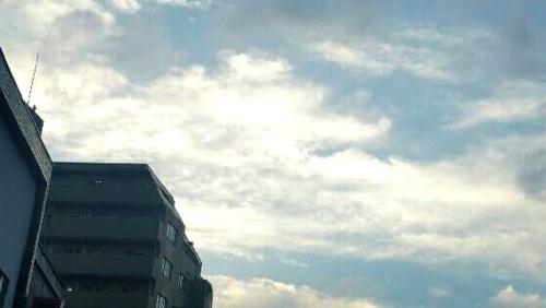 右向き龍雲!