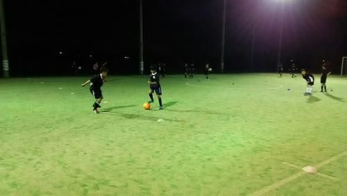 ドリブル強化 サッカースクール