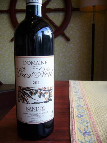 プロヴァンスを代表する赤ワイン、Bandol バンドール
