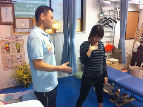 カイロプラクティック 神奈川県学校 セミナー