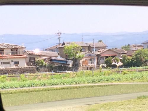 熊本 西原村 ボランティアカット