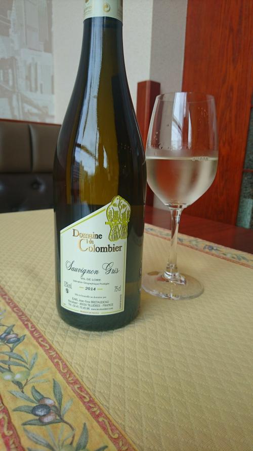 爽やかなロワール産ソーヴィニヨン・グリ種の白ワイン
