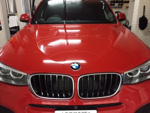 BMW X3  メンテナンス