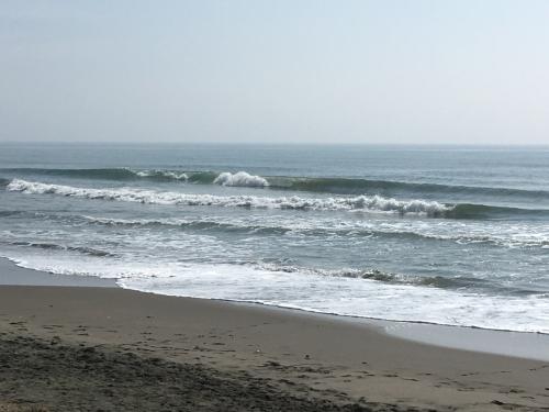 千葉北 いい波でした。