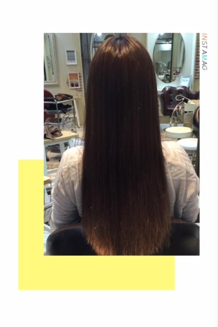 髪色change!!