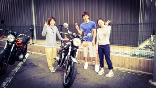 仲良し3兄弟★☆★★