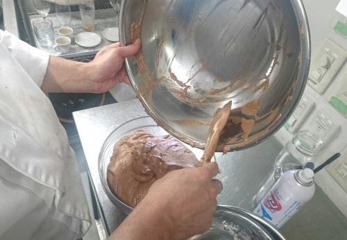 デザートの定番☆ムース・オ・ショコラ