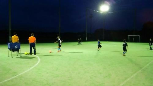 水戸市サッカー U-9クラス、U-12クラス開催中