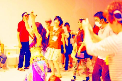 ダンスタイム♪♪