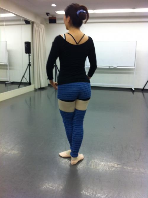【バレエ】わたしのバレリーナファッション*6