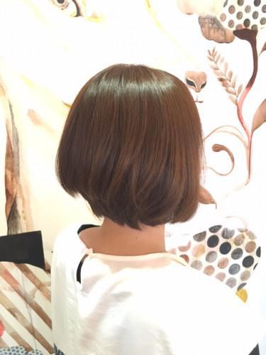 弱酸性のデジタルパーマ&縮毛矯正でダメージレス