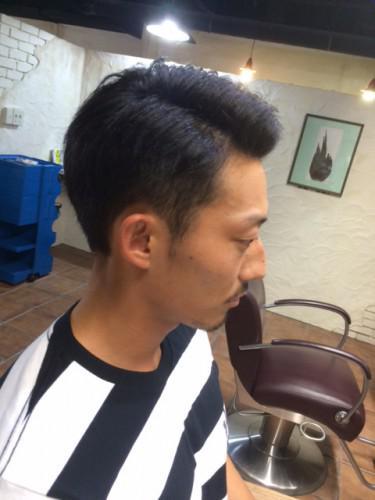 barber 刈り上げ 理容室