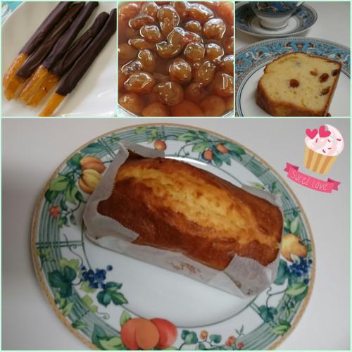 スタッフ〜♪愛情たっぷり手作りお菓子♪