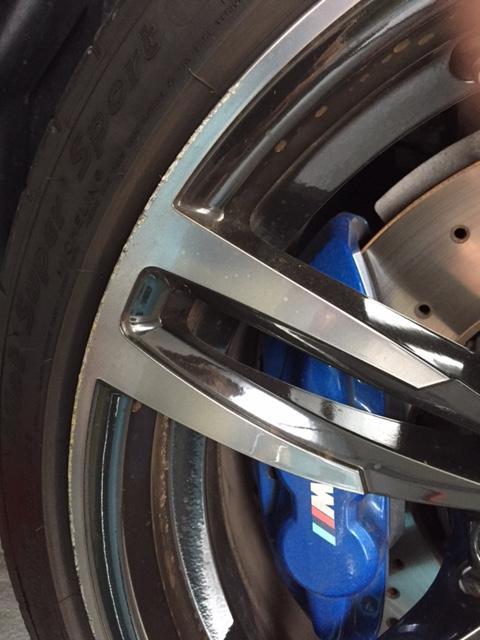 BMW  M4  純正ホイール