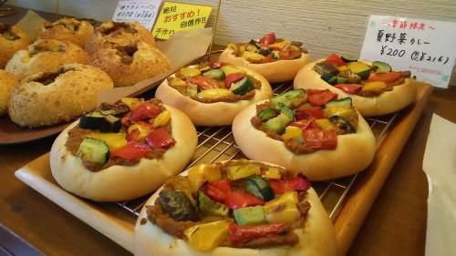 夏はやっぱり『夏野菜のキーマカレー』
