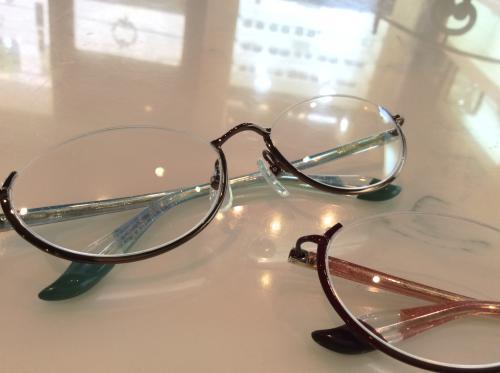 アンダーリムのメガネ 神奈川・鎌倉