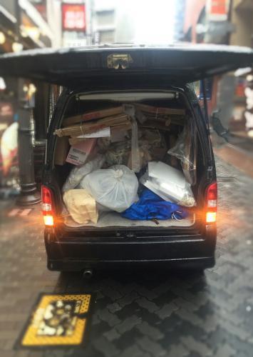不用品回収サポート、ゴミ、粗大ゴミ、格安、便利屋