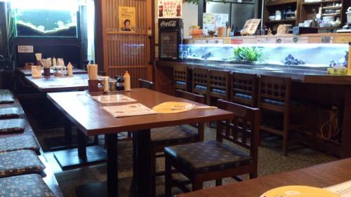 高校生におすすめのデートスポット!水族館の様なレストラン