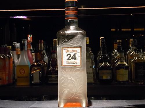 新宿三丁目で飲む、ボタニカル薫るビーフィーター24