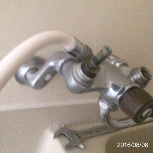 水栓パーツのリフォーム名古屋