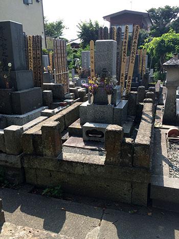 鎌倉 教恩寺「S」様墓地