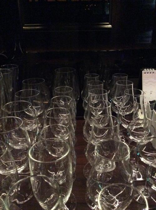 7thでは素敵なグラスで貸切パーティー
