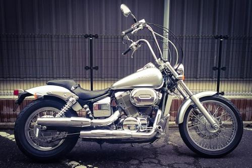 おすすめバイクHONDA shadow400