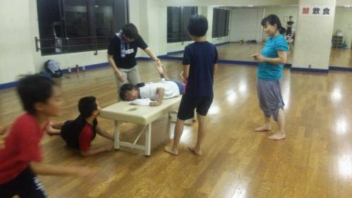 骨盤屋の〜親子体操教室〜開催しました!