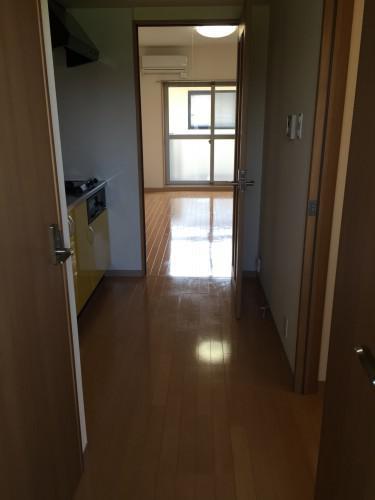 賃貸物件の空室クリーニング 伊勢崎市除ケ町