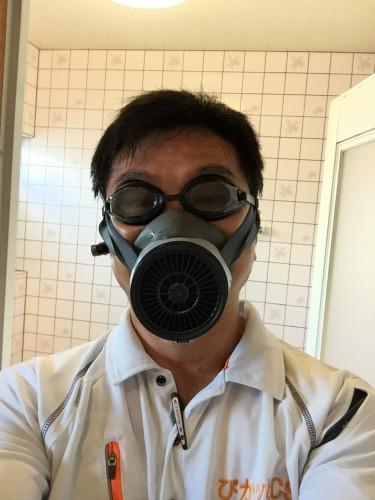 浴室カビ クリーニング 群馬県藤岡市