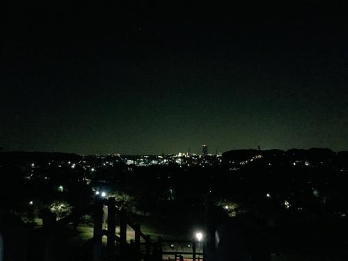 久しぶりのドライブ&夜景