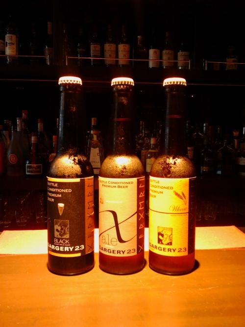 秋の夜長に、東京小金井のクラフトビール