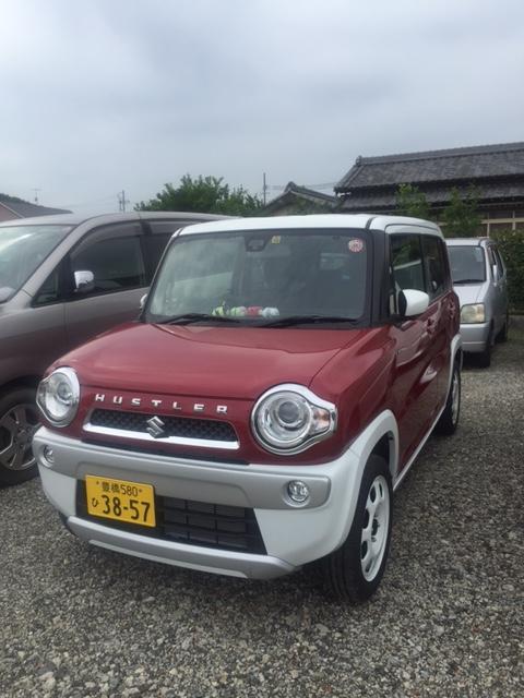 千賀自動車オリジナルハスラー