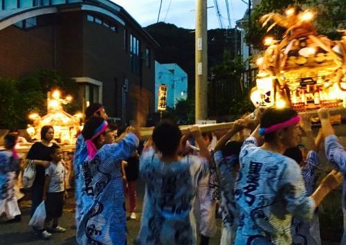 勝浦大漁祭り