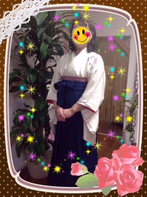 卒業式袴、着付けPart2